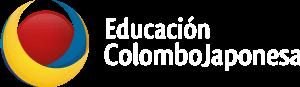 logo colombojaponesa blanco
