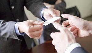 El protocolo de negocios en Japón