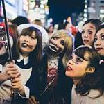 halloween japan